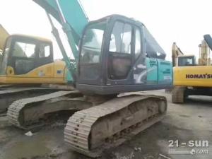 神钢SK260二手挖掘机