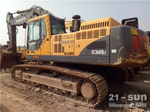 沃尔沃EC360BLC利发国际挖掘机