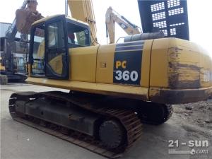 小松360-7二手挖掘机