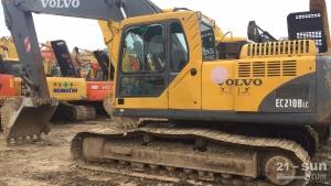 沃尔沃210利发国际挖掘机