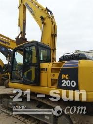 小松小松PC200-7二手挖掘机