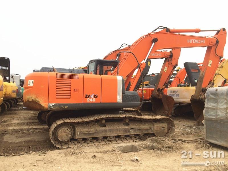 其它240-3G二手挖掘机