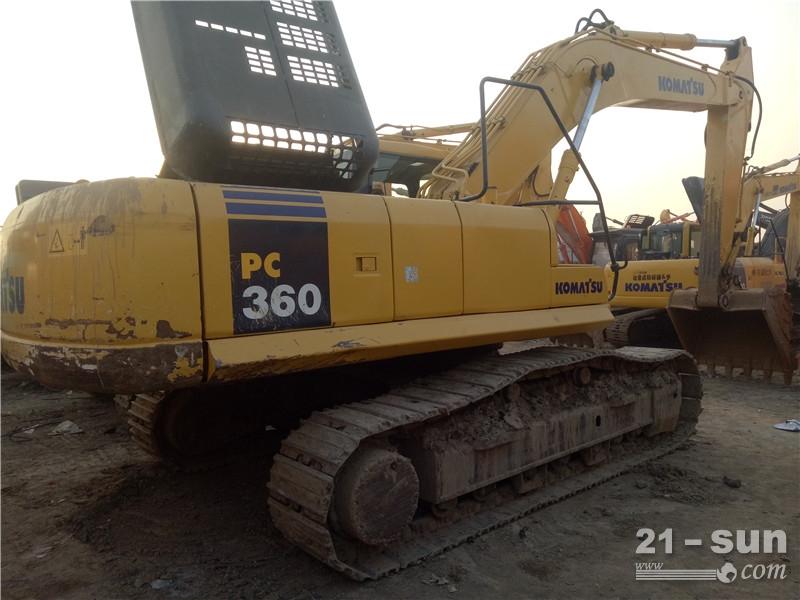 小松PC360-7二手挖掘机