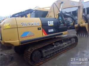 卡特彼勒CAT320D2利发国际挖掘机