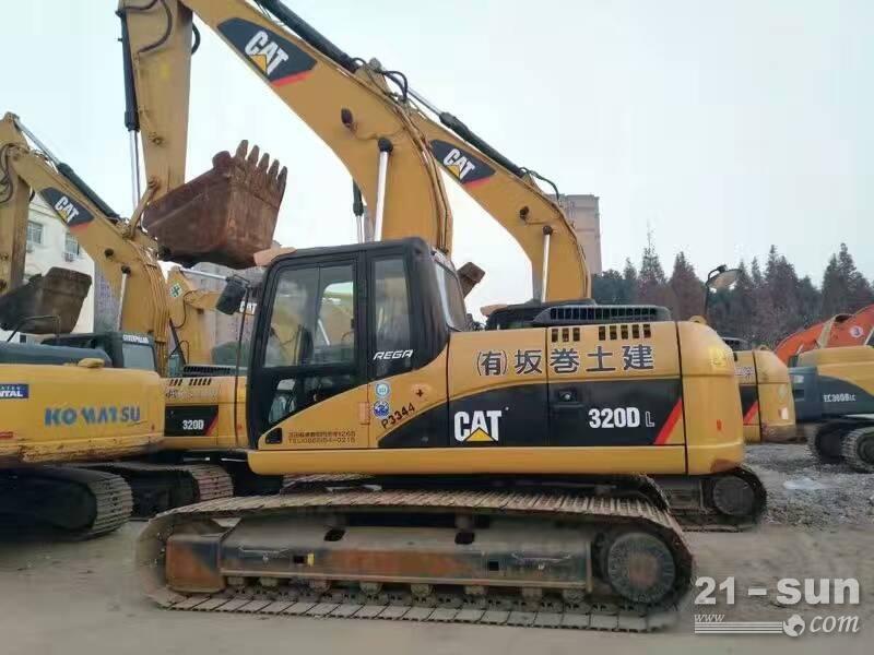 卡特彼勒CAT320D二手挖掘机