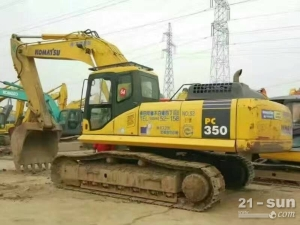 小松笔颁350-7挖掘机色姑娘久久综合网挖掘机