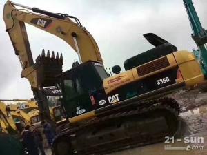 卡特彼勒CAT336D挖掘机二手挖掘机
