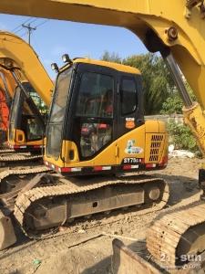 SY75和215二手挖掘机