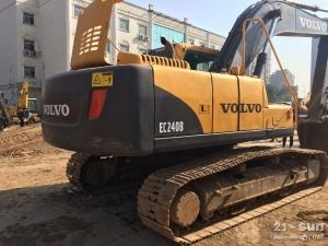 沃尔沃EC240B二手挖掘机