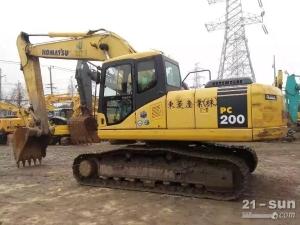 小松笔颁200挖掘机色姑娘久久综合网挖掘机