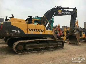 沃尔沃EC360B二手挖掘机