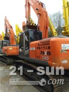 日立日立ZX240-3G澳门赌城平台挖掘机