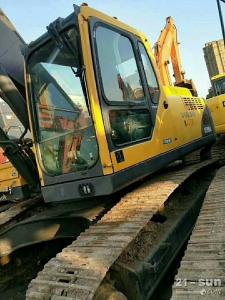 沃尔沃EC290B利发国际挖掘机