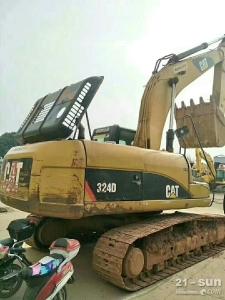 卡特彼勒CAT324D挖掘机二手挖掘机