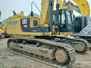 卡特彼勒CAT349D二手挖掘机