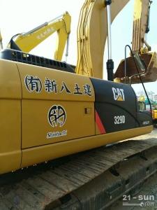 卡特彼勒CAT329D挖掘机利发国际挖掘机