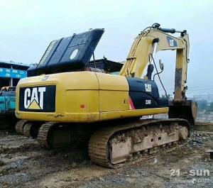 卡特彼勒CAT336D利发国际挖掘机