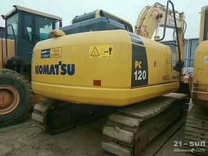 小松PC120-8挖掘机二手挖掘机