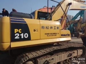 小松PC210