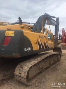 沃尔沃210、240、360二手挖掘机