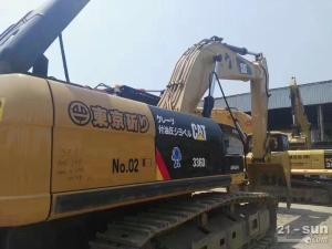 336D2二手挖掘机
