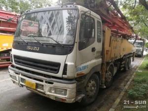 三一SY5418THB-56二手混凝土泵车