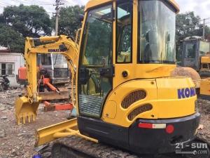 PC20二手挖掘机