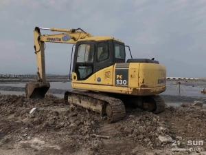 小松PC130-7二手挖掘机
