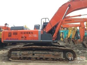 日立ZX350-3G二手挖掘机