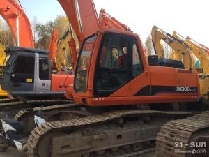 DH300二手挖掘机