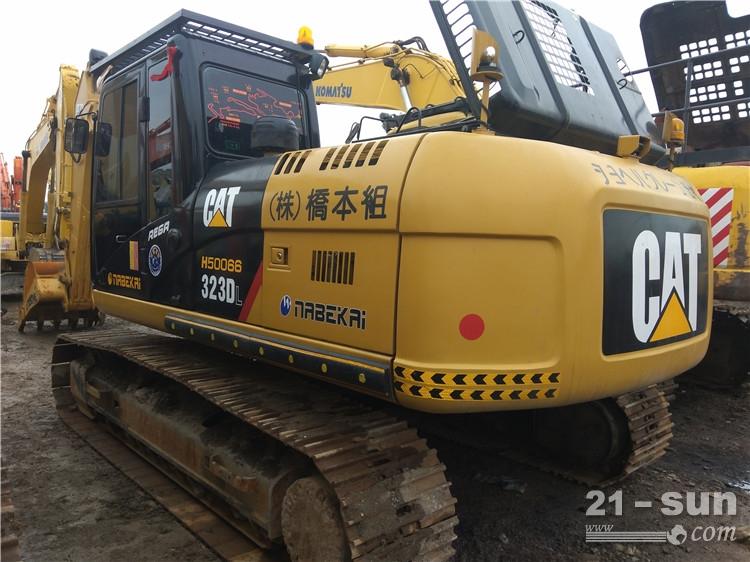 卡特彼勒卡特彼勒CAT320D利发国际挖掘机