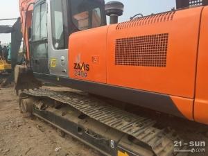 日立日立ZX240-3G挖机二手挖掘机