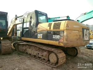 CAT320D挖掘机二手挖掘机