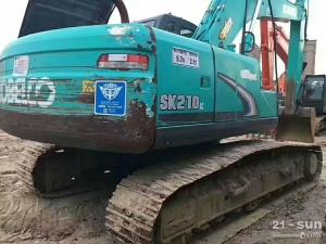 神钢SK210挖掘机二手挖掘机