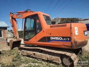 斗山DH150-7二手挖掘机