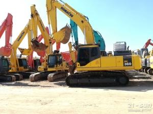 PC360利发国际挖掘机