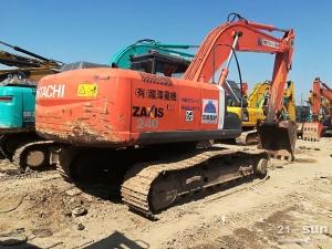 日立240二手挖掘机