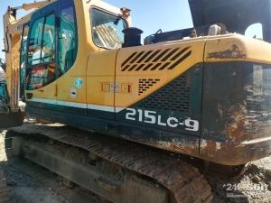 现代现代215-9二手挖机二手挖掘机