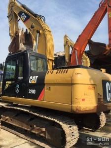 卡特彼勒卡特320D二手挖掘机