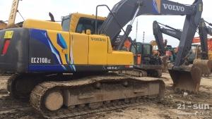 沃尔沃沃尔沃EC210B二手挖掘机