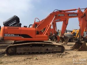 斗山DH300二手挖掘机