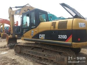 卡特彼勒CAT320D