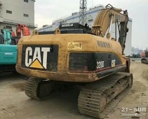 卡特彼勒CAT320D挖掘机二手挖掘机