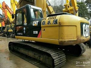 卡特彼勒CAT323D挖掘机利发国际挖掘机