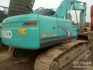 神钢SK200-8挖掘机利发国际挖掘机