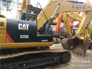 卡特彼勒CAT320D2
