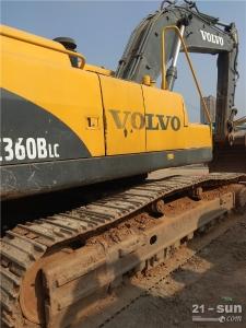 沃尔沃沃尔沃EC360BLC二手挖掘机