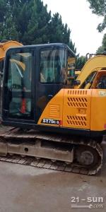SY75二手挖掘机