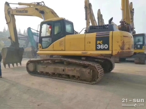 小松360二手挖掘机