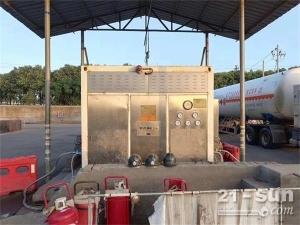 撬装式LNG汽车加气站